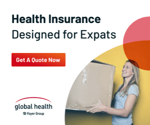 AXA Expat medical insurance